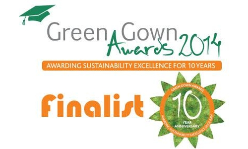 GreenGown Awards runner up