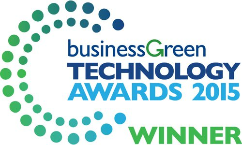 BusinessGreen Award Winner