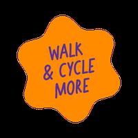 Walk & Cycle More