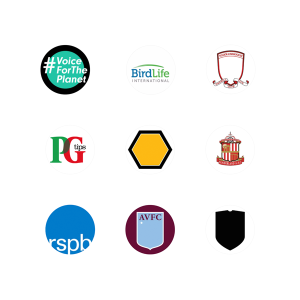 Voice for the Planet Partner Logos